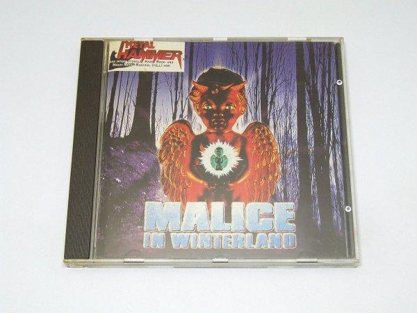 Malice In Winterland (CD)