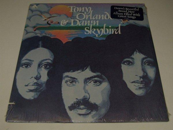 Tony Orlando & Dawn - Skybird (LP)