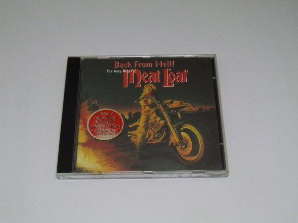 Meat Loaf - Back From Hell! - The Very Best Of (CD)