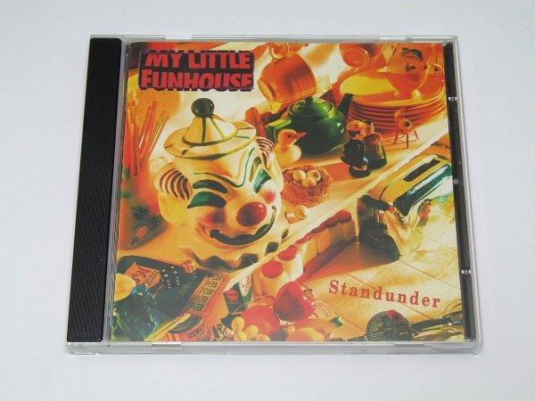 My Little Funhouse - Standunder (CD)