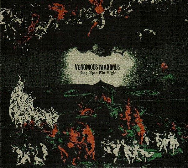 Venomous Maximus - Beg Upon The Light (CD)