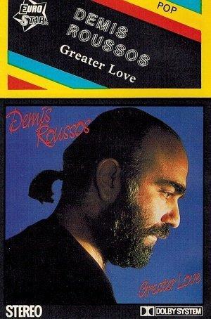 Demis Roussos - Greater Love (MC)