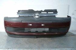Zderzak przód Opel Corsa C 2003 Hatchback 3-drzwi (Kod lakieru: 3IU)