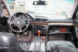 Fotel lewy kierowcy prawy pasażera kanapa BMW 7 E38 1994 Sedan