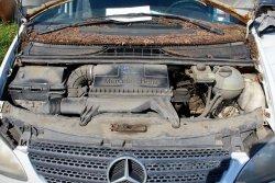 Silnik Mercedes Vito W639 2004 2.2CDI 646982