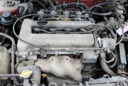 Silnik SR20 skrzynia biegów osprzęt zawieszenie Nissan 100NX 1991 2.0i 16V