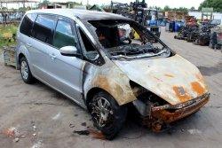 Podnośnik szyby przód prawy Ford Galaxy MK2 2007