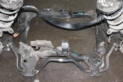 Sanki wózek ława silnika Honda Civic VII EU 2003 1.4i D14Z6 Hatchback 5-drzwi