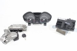 Komputer silnika moduł komfortu zegary stacyjka Ford Fiesta 2009 1.25i