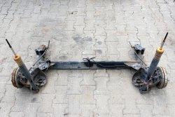 Belka zawieszenia tył Hyundai Getz TB 2002-2009 1.3i 3D