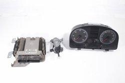Licznik zegary stacyjka komputer silnika VW Caddy 2K 2004 2.0SDI BDJ