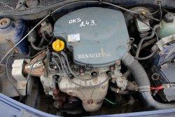 Silnik Dacia Logan 2006 1.4
