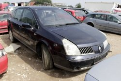 Podnośnik szyby przód prawy Renault Vel Satis 2003