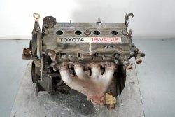 Silnik Toyota Corolla E9 1987-1992 1.6E 16V 4A-E