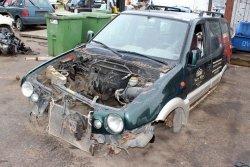 Silnik Nissan Terrano R20 1997 2.7TD TD27