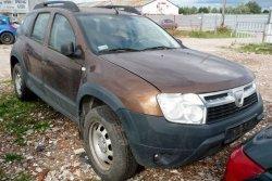 Skrzynia biegów JR5187 2WD Dacia Duster 2010 1.6i 16V