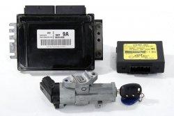 Komputer silnika stacyjka immo Chevrolet Matiz M200 2005-2009 0.8