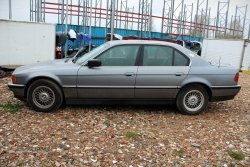 Klamka drzwi przód lewa BMW 7 E38 1994 Sedan (kolor: 269)