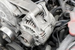 Alternator Chrysler Vision 1996 3.5 V6