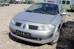 Szyba drzwi przód lewa Renault Megane CC 2004