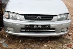 Przód komplet maska zderzak reflektor błotniki Mazda Demio 1998