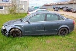 Szyba drzwi przód lewa Audi A4 8E B6 2002 Sedan