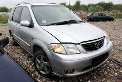 Półoś przód prawa Mazda MPV 2001 2.0i FS