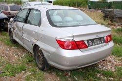 Szyba tył Honda City IV Lift 2006 Sedan