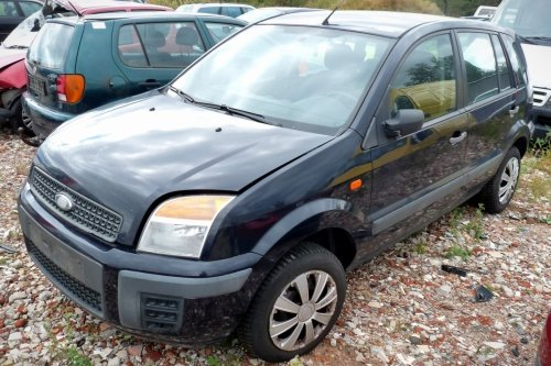 Ford Fusion 2006 1.4TDCI