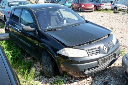 Renault Megane II 2003 1.5DCI K9K722 Hatchback 5-drzwi