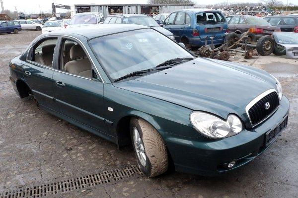 Maska - Hyundai - Sonata - zdjęcie 2
