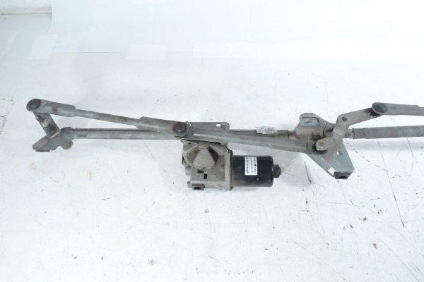 Mechanizm silniczek wycieraczek przód Citroen C4 2006 Hatchback 3-drzwi