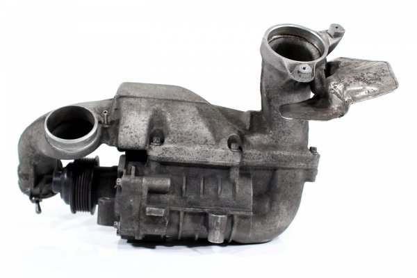 kompresor - mercedes - c-klasa - zdjęcie 1