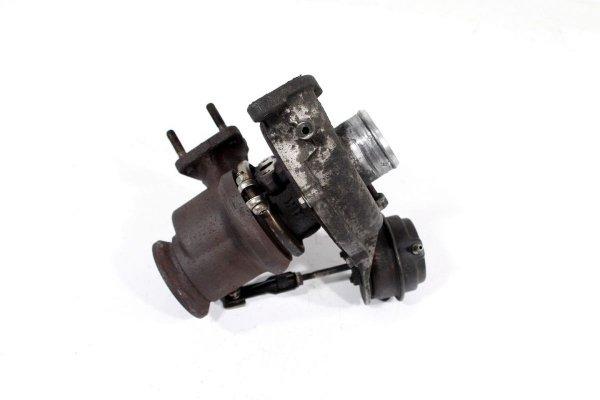 Turbosprężarka Fiat Doblo II 2011 1.6D Multijet