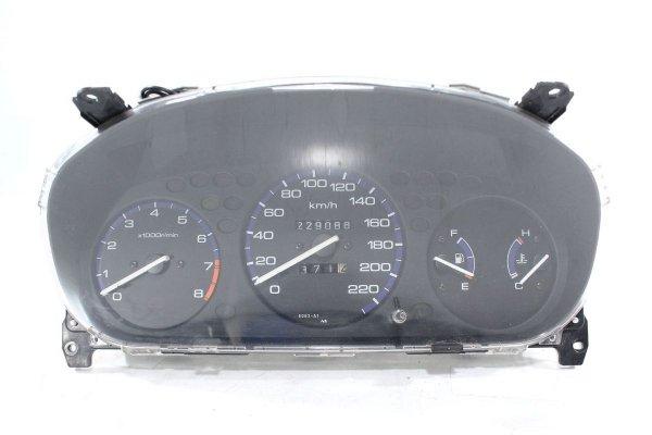 Licznik zegary - Honda - Civic VI - zdjęcie 1