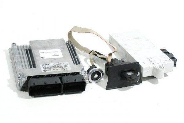 Komputer silnika immobilizer BMW 3 E90 2005 2.0i