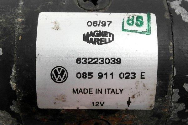 Rozrusznik VW Caddy 9K 1995-2004 1.4, 1.6