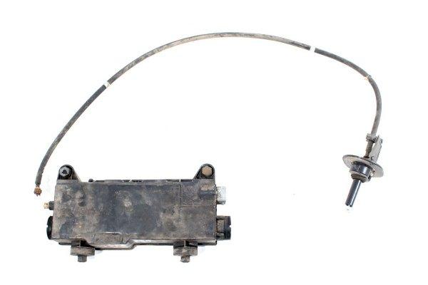 Hamulec ręczny elektryczny - Renault - Scenic - zdjęcie 2