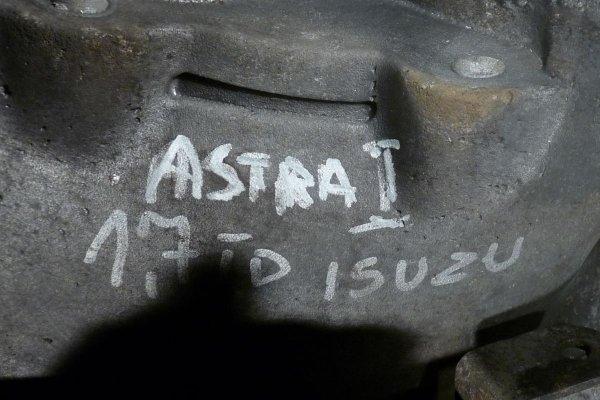 Skrzynia biegów F18 Opel Astra G 1999 1.7TD