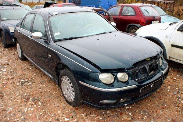 Rover 75 2000 2.0D 204D2 Sedan