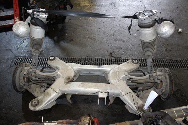 Półoś tył lewa VW Phaeton GP3 2011 4.2 V8 4Motion