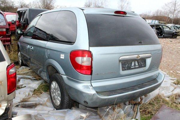 Lusterko prawe Chrysler Voyager GY Town & Country 2004