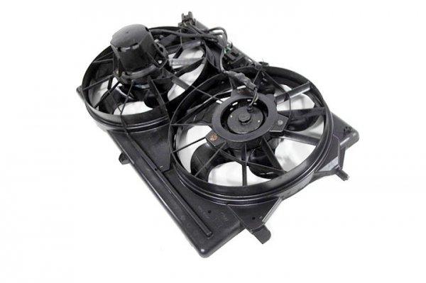 Wentylator wody klimatyzacji Ford Focus MK1 1998-2004 1.8TDCI, 1.8TDDI, 2.0 16V PODWÓJNY