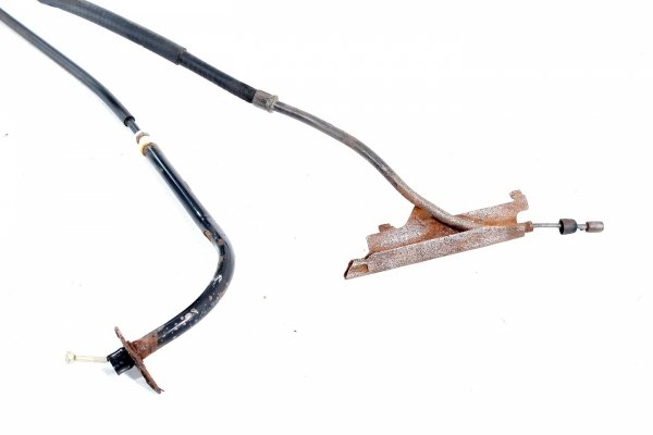 Hamulec ręczny elektryczny - Renault - Scenic - zdjęcie 3