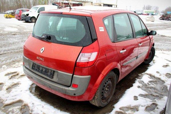 Klapa bagażnika Renault Scenic II 2004 (Kod lakieru: TEB76)