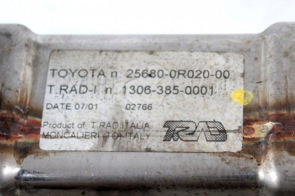 Chłodnica Spalin Toyota Avensis T25 2003-2008 2.2 D-CAT