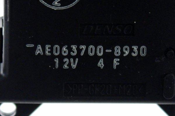 Silniczek regulacji nawiewu - Toyota - Avensis - zdjęcie 4