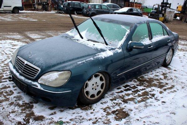 Mercedes S-klasa W220 1999 3.2i 112944