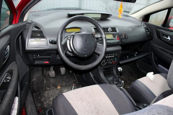 Silnik Citroen C4 2006 1.4i KFU