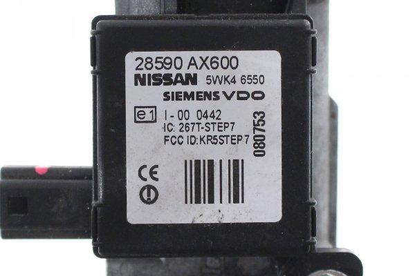 Komputer silnika stacyjka immo - Nissan - Micra - zdjęcie 10